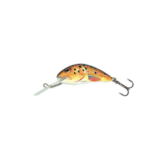 salmo wobler hornet floating trout 1 2 570x570 - Salmo Wobler Hornet Sinking Trout 2,5cm 1,5g potápavý