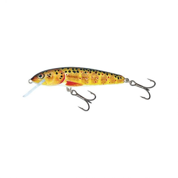 salmo wobler minnow floating trout 1 1 570x570 - Salmo Wobler Minnow Floating Trout 7cm 6g plávajúci