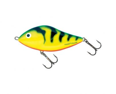 salmo wobler slider floating green tiger 1 405x330 - Salmo Wobler Slider Sinking Green Tiger 7cm 21g