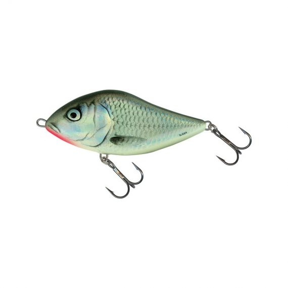 salmo wobler slider floating holographic grey shiner 1 570x570 - Salmo Wobler Slider Sinking Holographic Grey Shiner 5cm 8g