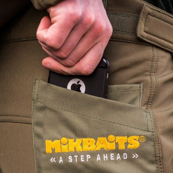 11120389 6 570x570 - Mikbaits Nepromokavé funkčné nohavice Mikbaits STR zelené