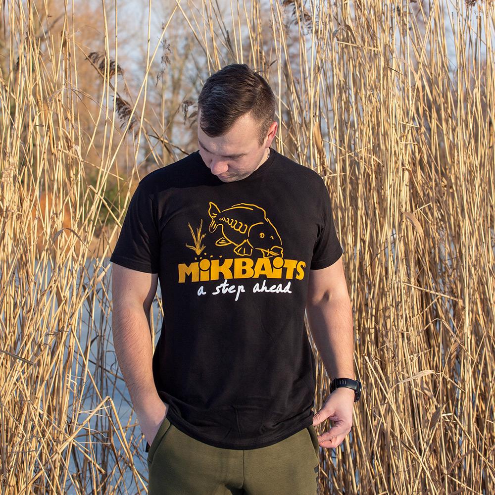 7ea952997af5 Mikbaits Tričko Fans team čierne