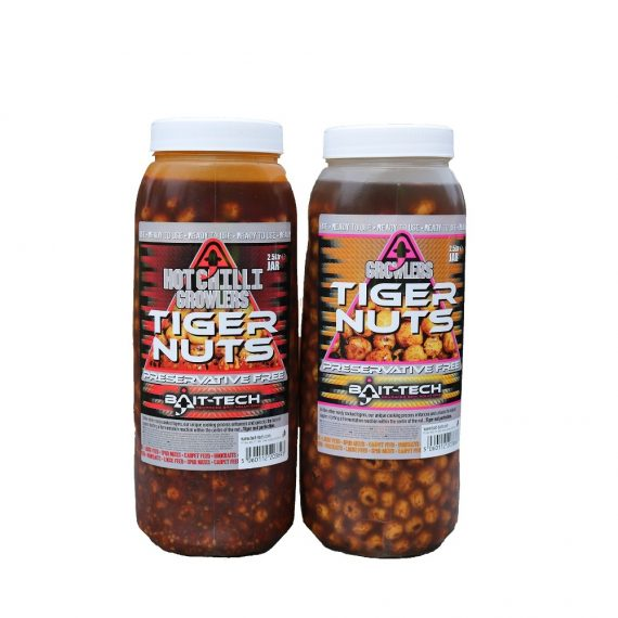 BT 2501515 570x570 - Tigrí orech Hot Chilli Growlers Tiger Nuts Jar 2,5litra
