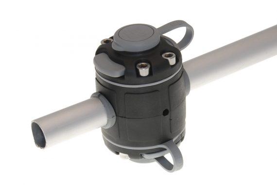 FMR225 570x381 - Rychloupínací držiak pre pripevnenie na trubku