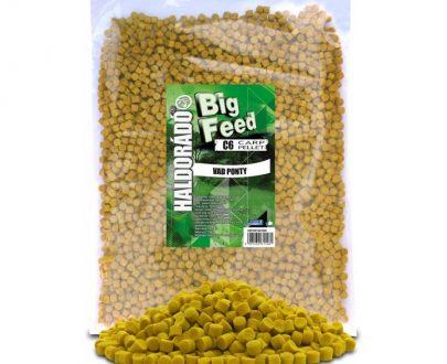 Haldorad big feed c6 pellet divoky kapor 2500g 600x800 405x330 - Haldorádó Big Feed - C6 Pellet 2500 g - Divoký Kapor