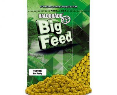 Haldorad big feed c6 pellet divoky kapor 900g 600x800 405x330 - Haldorádó Big Feed - C6 Pellet - Divoký kapor