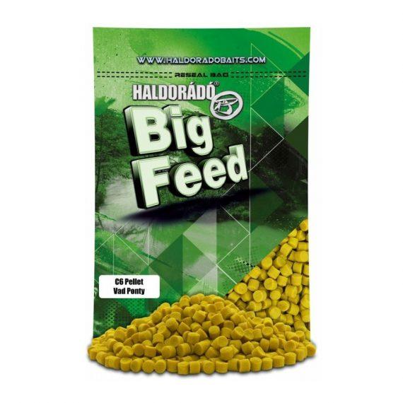 Haldorad big feed c6 pellet divoky kapor 900g 600x800 570x570 - Haldorádó Big Feed - C6 Pellet - Divoký kapor