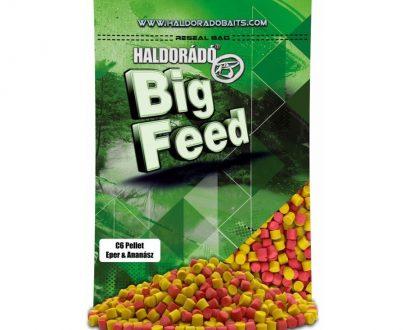 Haldorad big feed c6 pellet jahoda ananas 900g 600x800 405x330 - Haldorádó Big Feed - C6 Pellet - Jahoda a Ananás