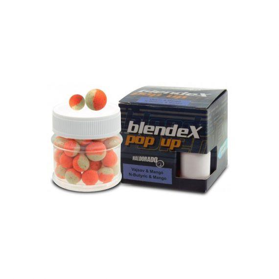 Haldorado blendex popup big carps n butric acid mango 600x800 570x570 - Haldorádó BlendeX Pop Up Big Carps 12, 14 mm - N-Butyric Acid a Mango