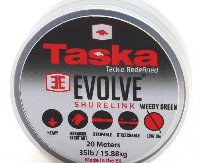 TAS1700 405x330 - Taska Evolve - Shurelink komb. návazcový materiál zelený 20m