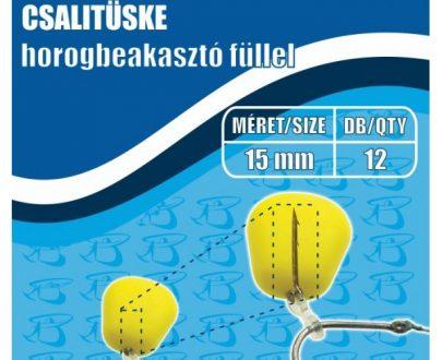Haldorado navnadovy osten horogbeakaszto fullel 15mm 600x800 405x330 - Haldorádó Nástrahový Osteň s gumeným krúžkom 10 mm