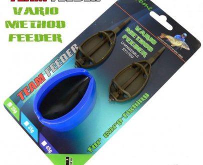 by dome team feeder vario method feeder kosik set 01 600x800 405x330 - Haldorádó By Döme Team Feeder Vario Method Feeder košík SET