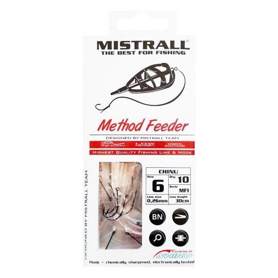 mistrall mf1 navezec 2 570x570 - Mistrall MF1 nadväzce s trňom d.30cm