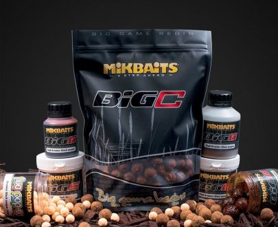 mikbaits vyvazene boilie bigc cheeseburger 250 ml 405x330 - Mikbaits BiG boilie – BigC Cheeseburger