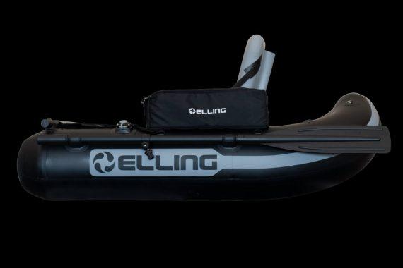 BBOPT1 1 570x380 - Elling nafukovacie člny – Belly Boat Optimus II khaki