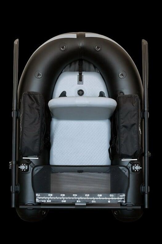BBOPT1 2 - Elling nafukovacie člny – Belly Boat Optimus I khaki