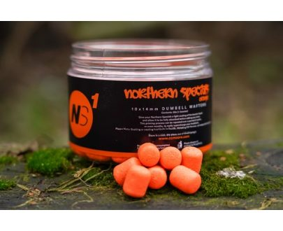northern specials orange wafters 500w 405x330 - CC Moore NS1 - Vyvážené Wafters NS1 Dumbell oranžová 50ks