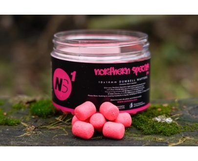 northern specials pink wafters 500w 405x330 - CC Moore NS1 - Vyvážené Wafters NS1 Dumbell ružová 50ks