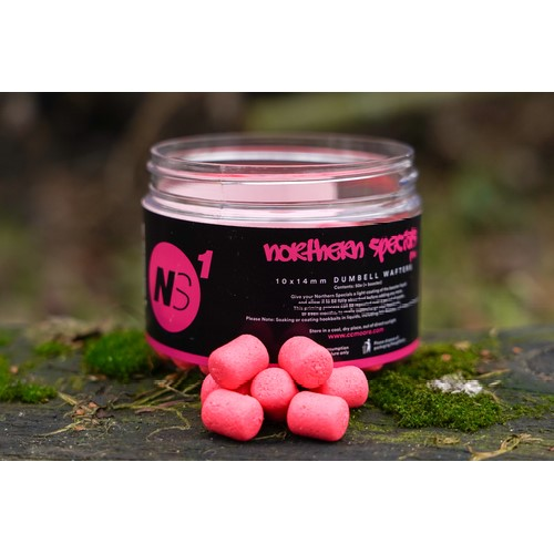 northern specials pink wafters 500w - CC Moore NS1 - Vyvážené Wafters NS1 Dumbell ružová 50ks