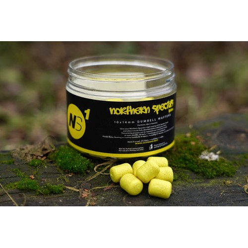 northern specials yellow wafters 500w - CC Moore NS1 - Vyvážené Wafters NS1 Dumbell žltá 50ks