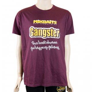19263 1 70036 0 mh0002 1 - MikBaits Tričko Gangster Burgundy