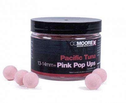 90551 405x330 - CC Moore Pacific Tuna - Plavajúce boilie ružové 13/14mm 35ks