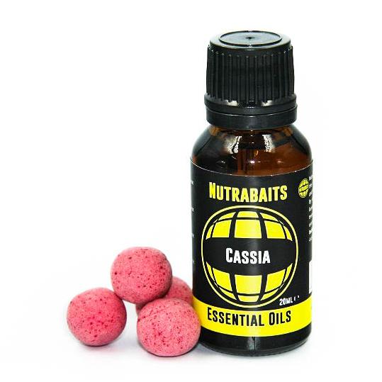 NU 253 - NUTRABAITS Esenciálne oleje