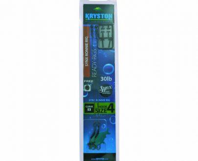 synx 405x330 - Kryston hotové náväzce 2ks - Synx Ronnie Rig 30lb háčik č. 4