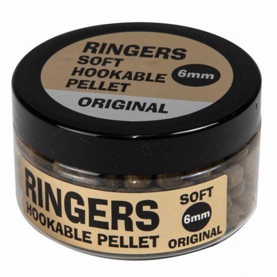 22811 1 70341 0 rng75 570x570 - Ringers Mäkčené pelety Soft Hook pellets 6mm (65g)