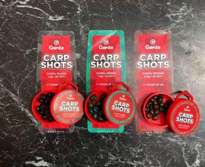 garda carp shos 405x330 - Garda broky Carp Shots 0,9 – 1,6g