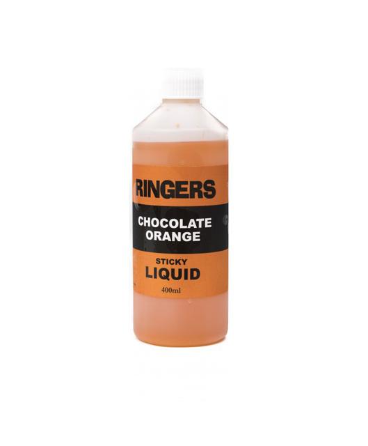liqring - Ringers Chocolate Orange Liquid Booster 400ml