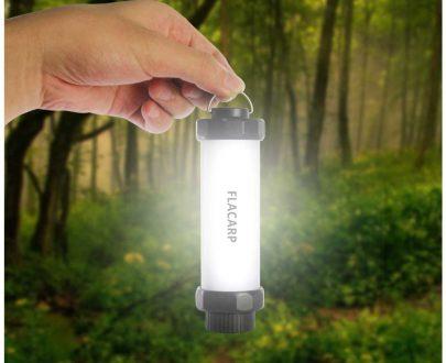 FLACARP FL6RGB 2 405x330 - Flacarp FL6-RGB Vodotesné LED svetlo s príposluchom