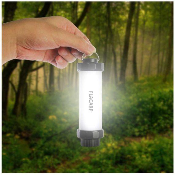 FLACARP FL6RGB 2 570x570 - Flacarp FL6-RGB Vodotesné LED svetlo s príposluchom